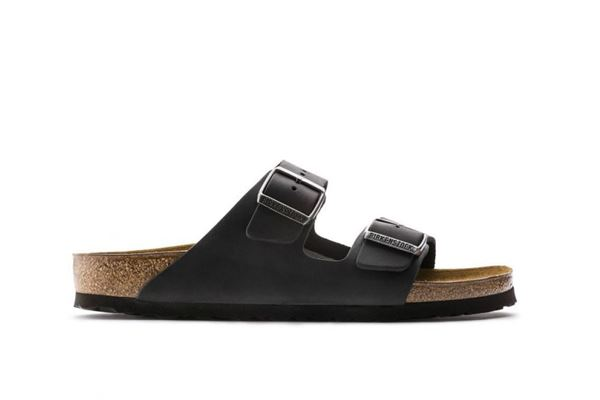 Bilde av Birkenstock Arizona sort (dame)