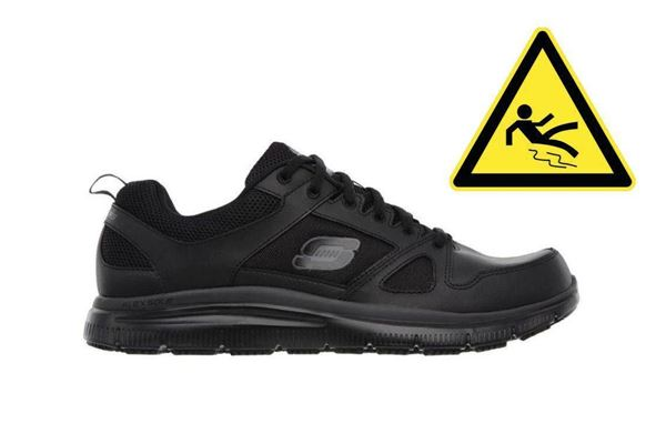 Bilde av SKECHERS Work Relaxed Fit® Flex Advantage SR