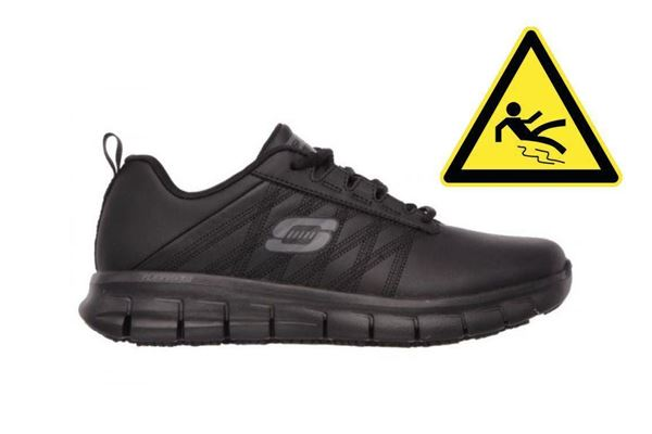 Bilde av Skechers WORK RELAXED FIT